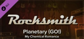 Rocksmith - My Chemical Romance - Planetary (GO!)