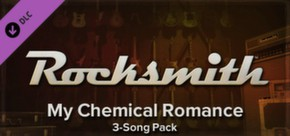 Rocksmith - My Chemical Romance 3-Song Pack