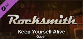 Rocksmith - Queen - Keep Yourself Alive