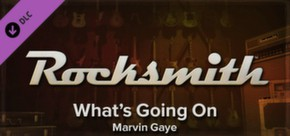 Rocksmith - Marvin Gaye - What's Going On