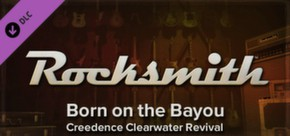 Rocksmith - Creedence Clearwater Revival - Born on the Bayou
