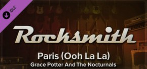 Rocksmith - Grace Potter and the Nocturnals - Paris (Ooh La La)