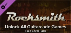 Rocksmith - Guitarcade - Time Saver Pack