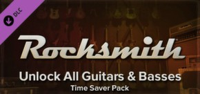Rocksmith - Guitars and Basses - Time Saver Pack