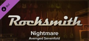 Rocksmith - Avenged Sevenfold - Nightmare