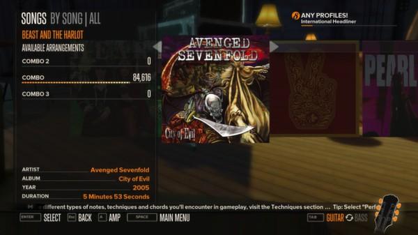 Rocksmith DLC – Avenged Sevenfold Song Pack Ss_893db29fcd93171961bcdc48761e9461c0927601.600x338