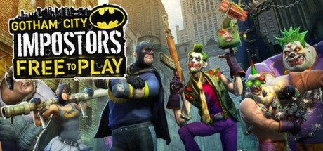 Batman gotham city impostors