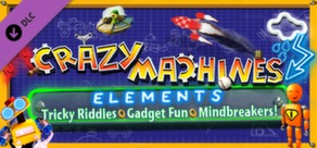 Crazy Machines Elements DLC - Gadget Fun & Tricky Riddles