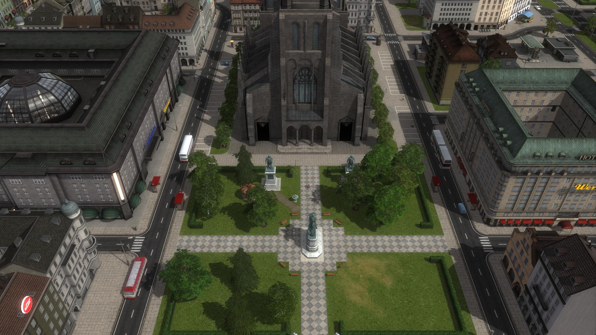 Cities in Motion: Ulm screenshot
