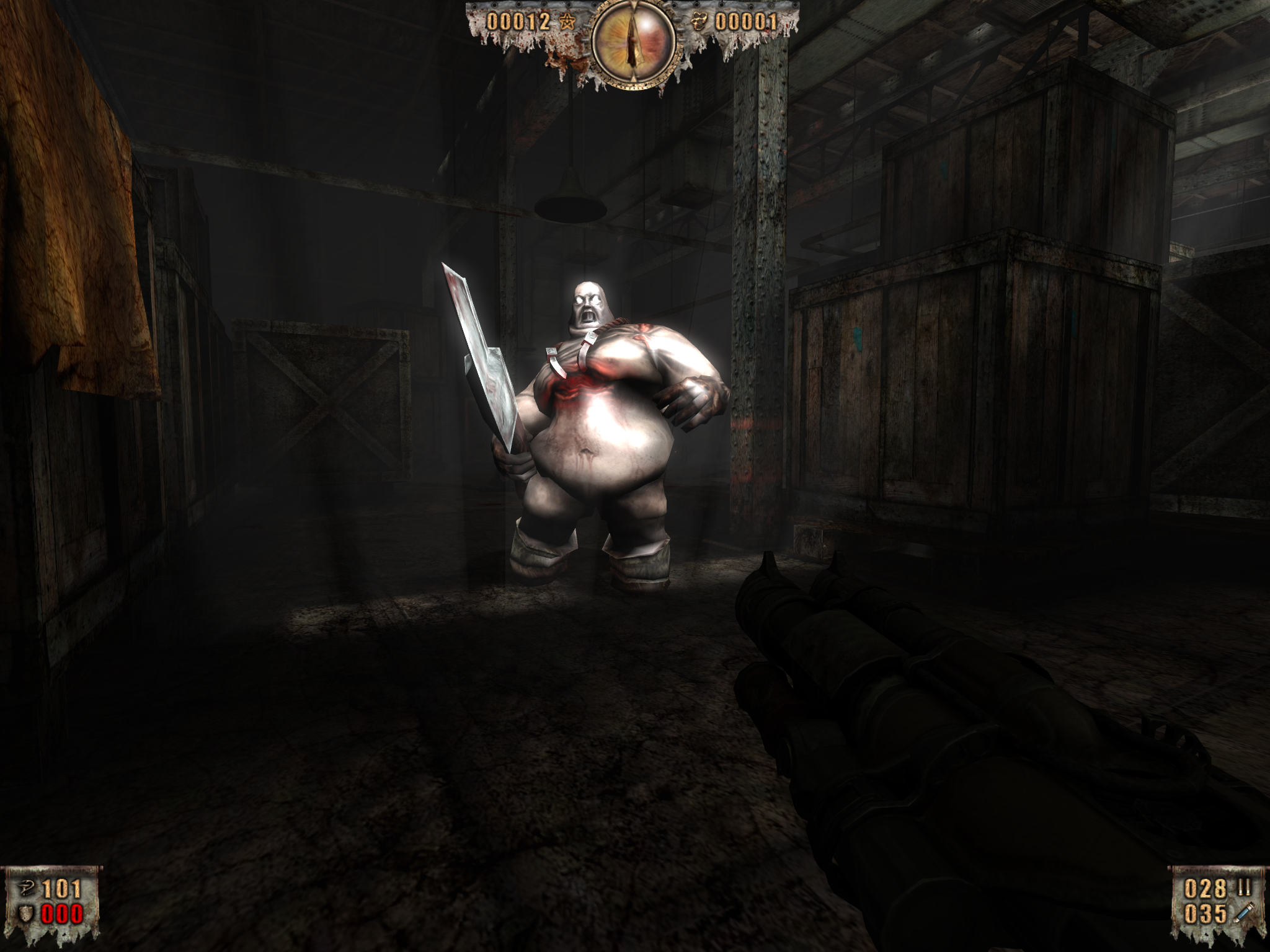 Painkiller: Recurring Evil screenshot