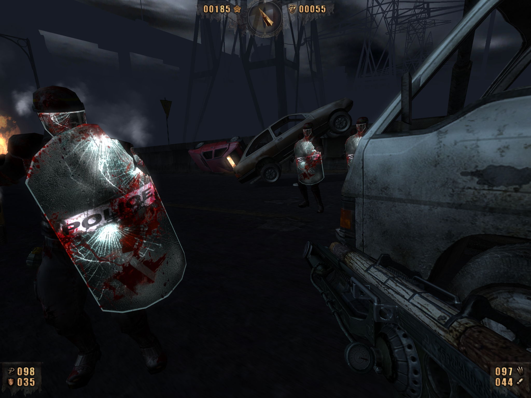 Painkiller: Recurring Evil screenshot