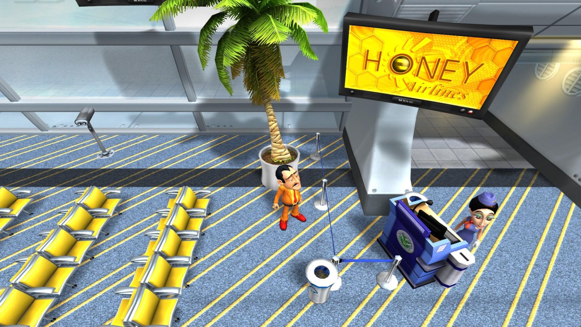 Airline Tycoon 2: Honey Airlines DLC screenshot