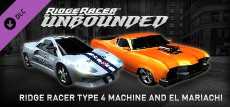 Ridge Racer: Unbounded - Ridge Racer Type 4 Machine and  El Mariachi 2012 pc game Img-2