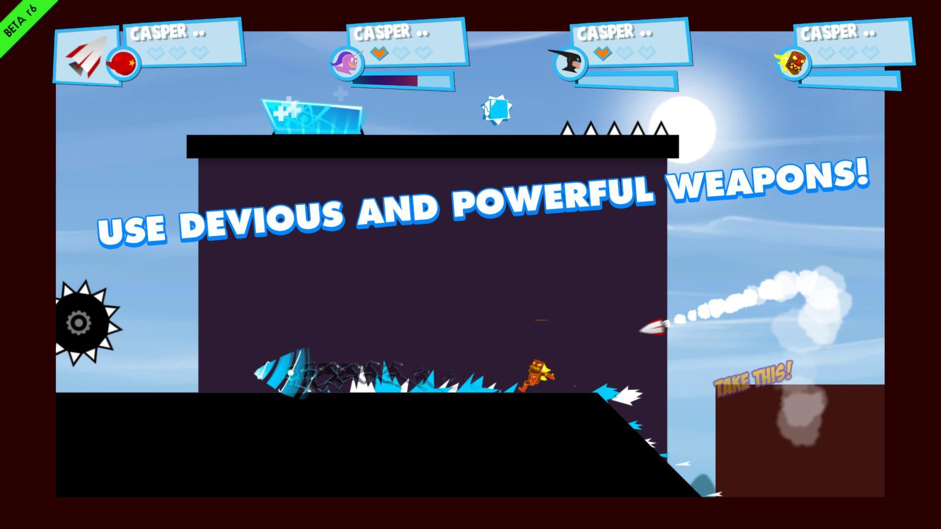 SpeedRunners Gameplay 3