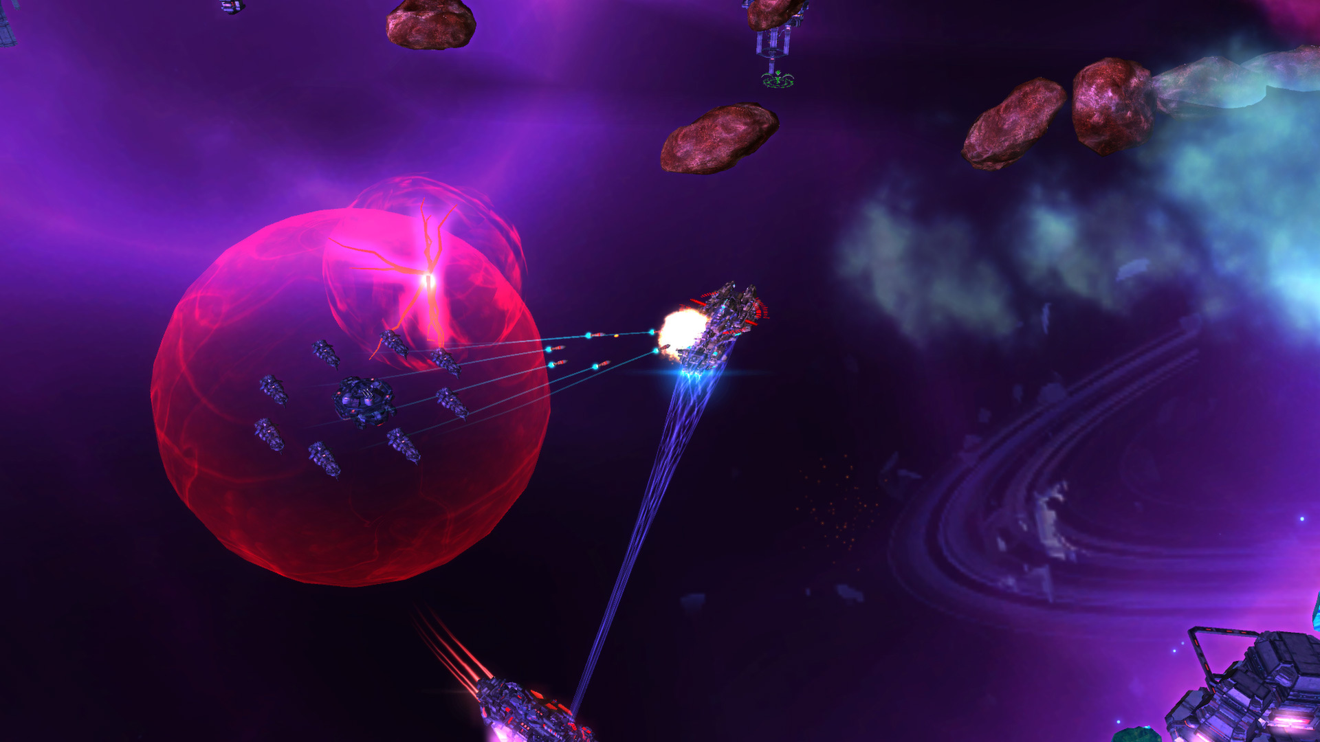 Stellar Impact: Science Vessel 2012 pc game Img-3