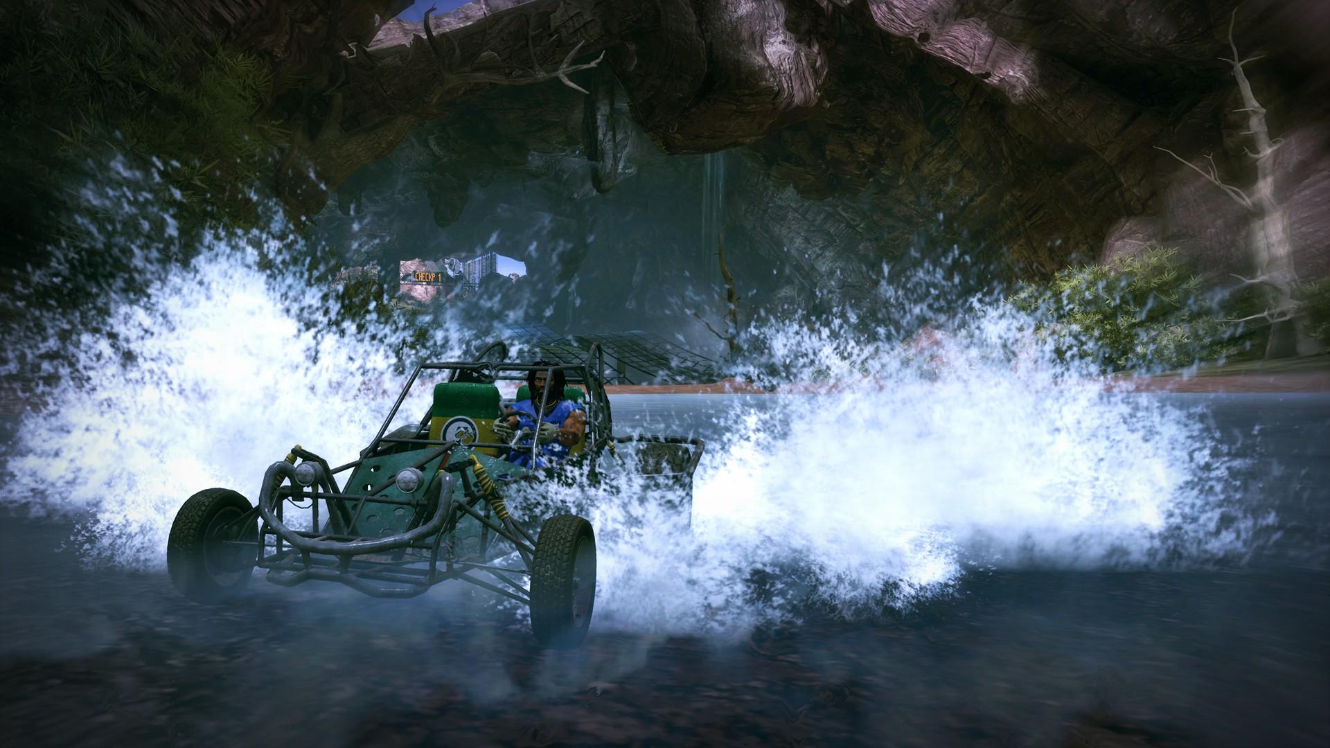 Fireburst screenshot
