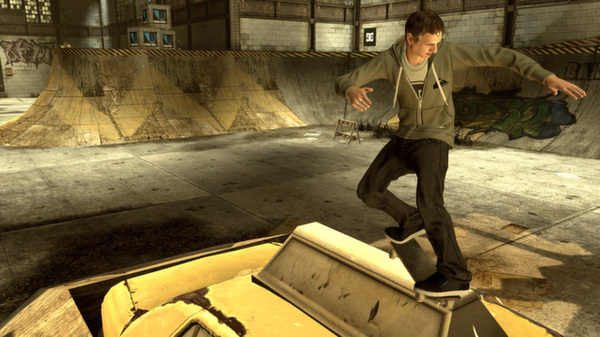 скриншот Tony Hawk's Pro Skater HD 2
