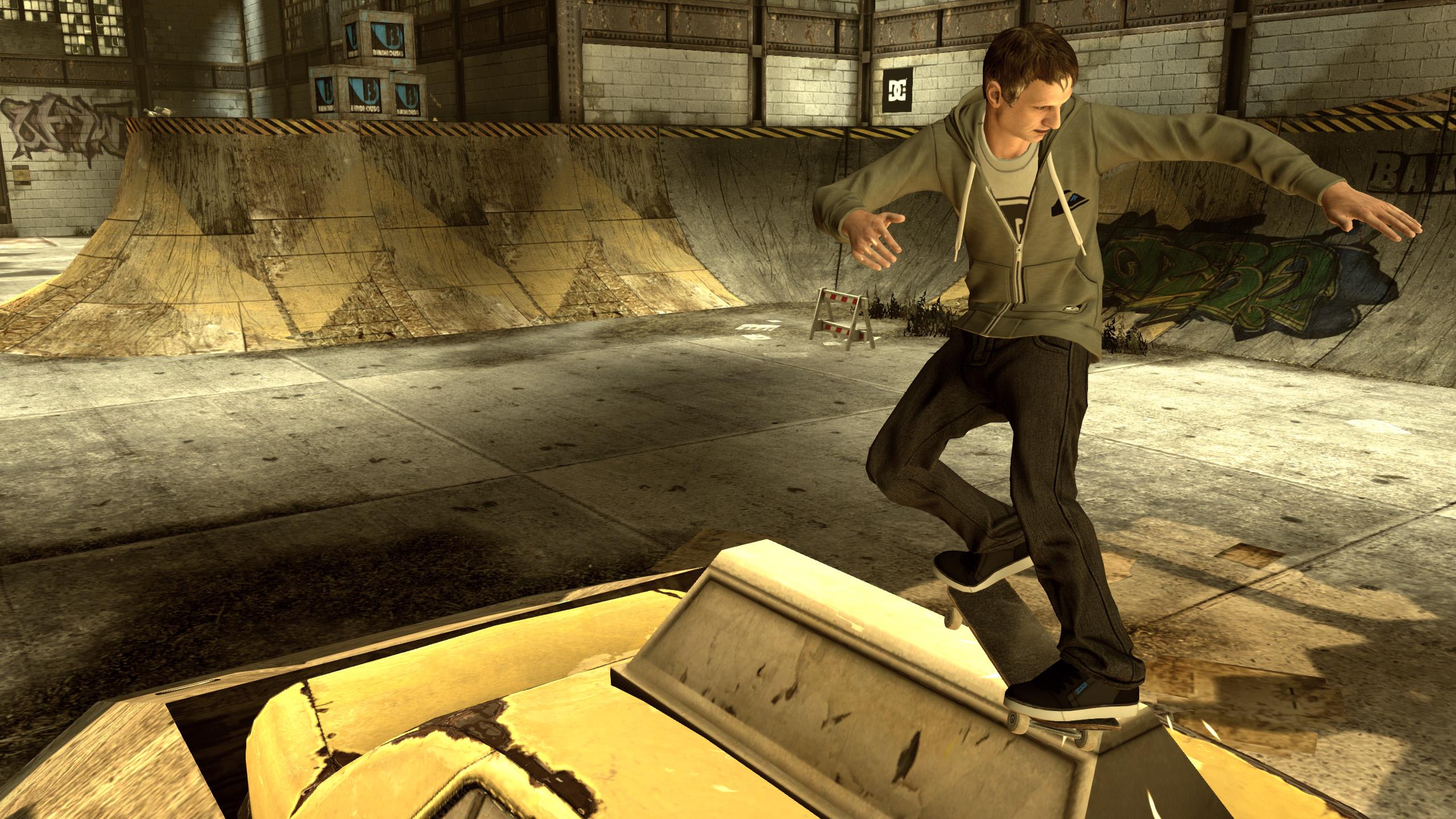 Tony Hawk's Pro Skater HD (RUS|ENG) [RePack] от R.G. Механики