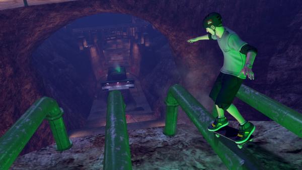 скриншот Tony Hawk's Pro Skater HD 1