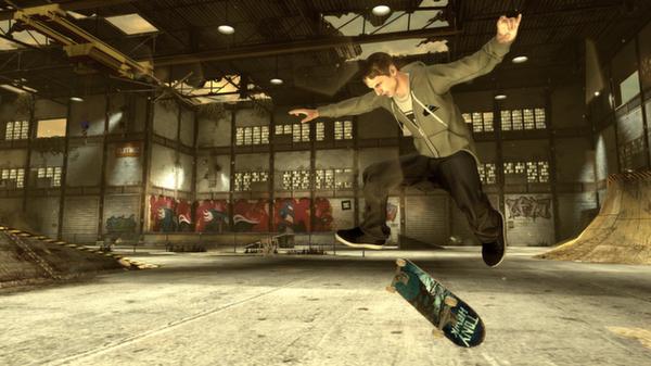 скриншот Tony Hawk's Pro Skater HD 3