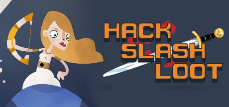 Hack, Slash, Loot game image