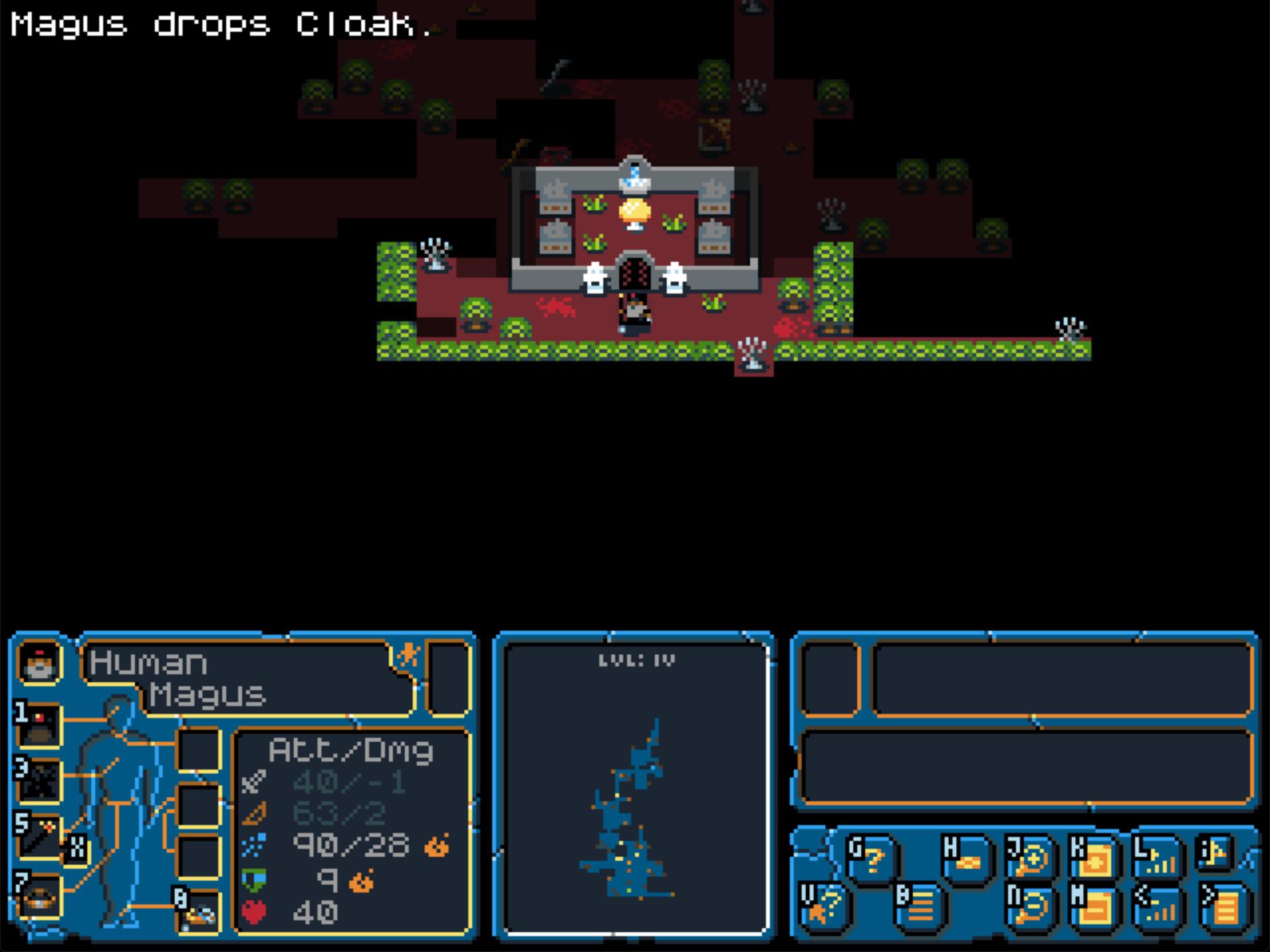 Hack, Slash, Loot screenshot