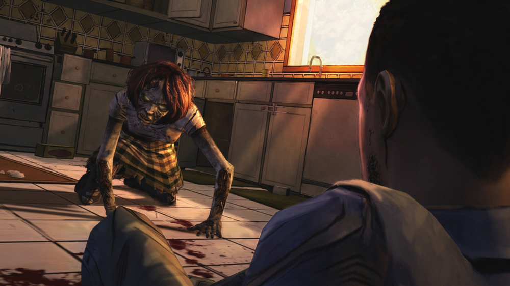The Walking Dead reflects well upon its comic book counterpart