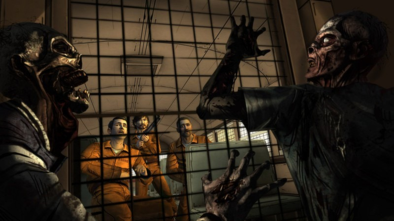 The Walking Dead: 400 Days screenshot 2