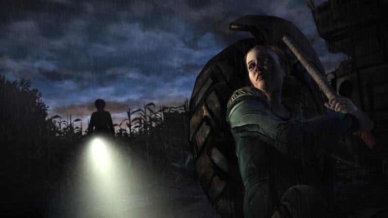 The Walking Dead: 400 Days screenshot 3