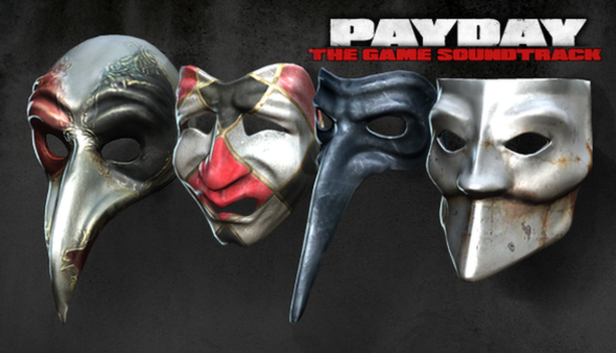 payday the heist ost download