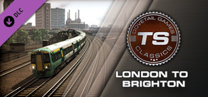 Train Simulator: London to Brighton Route Add-On