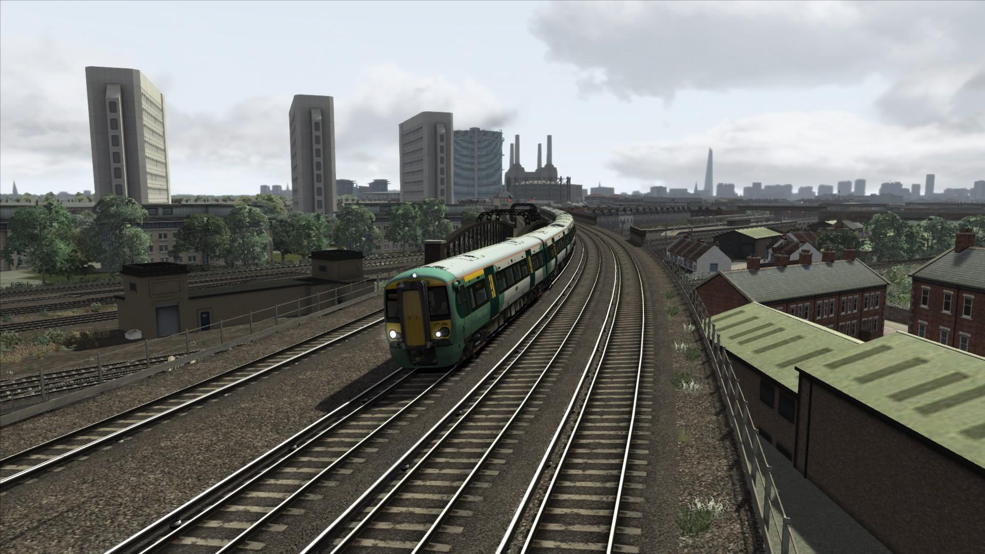 Train Simulator: London to Brighton Route Add-On screenshot
