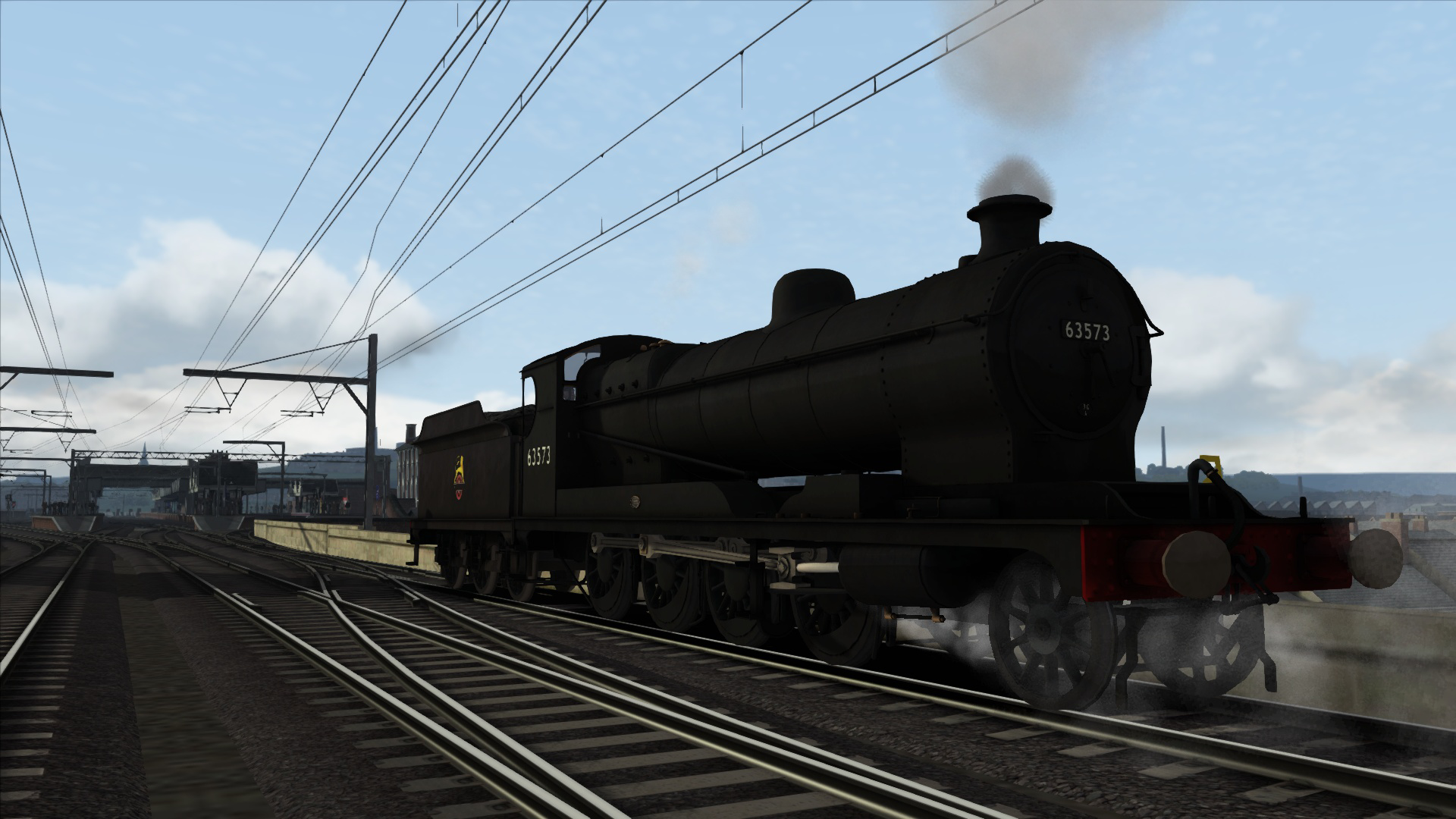 Train Simulator: BR Robinson Class O4 Loco Add-On screenshot