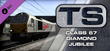 Train Simulator: Class 67 Diamond Jubilee Loco Add-On
