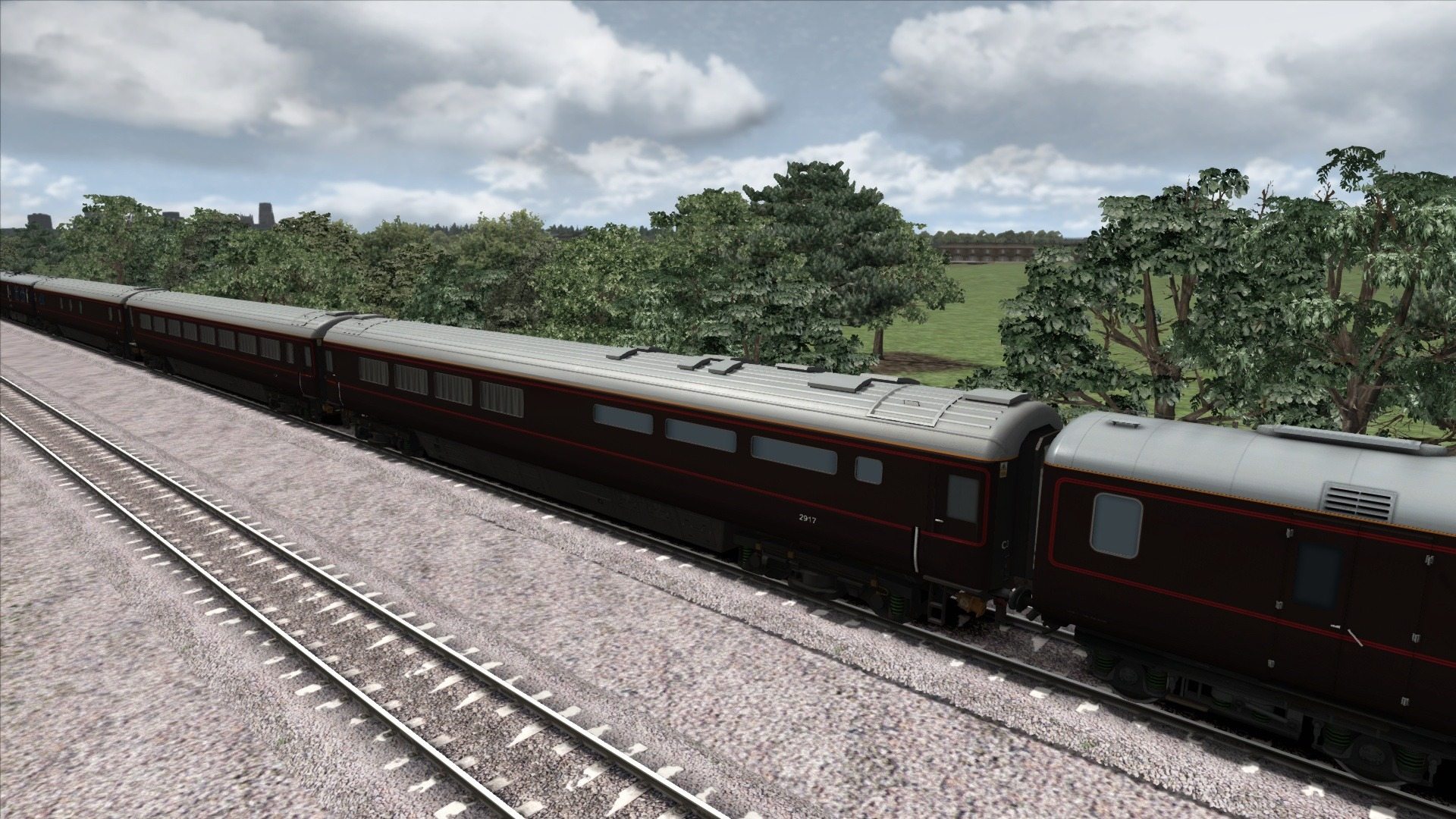 Train Simulator: Class 67 Diamond Jubilee Loco Add-On screenshot