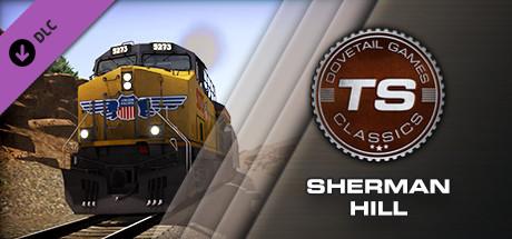Train Simulator: Sherman Hill Route Add-On