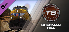 Train Simulator: Sherman Hill Route Add-On