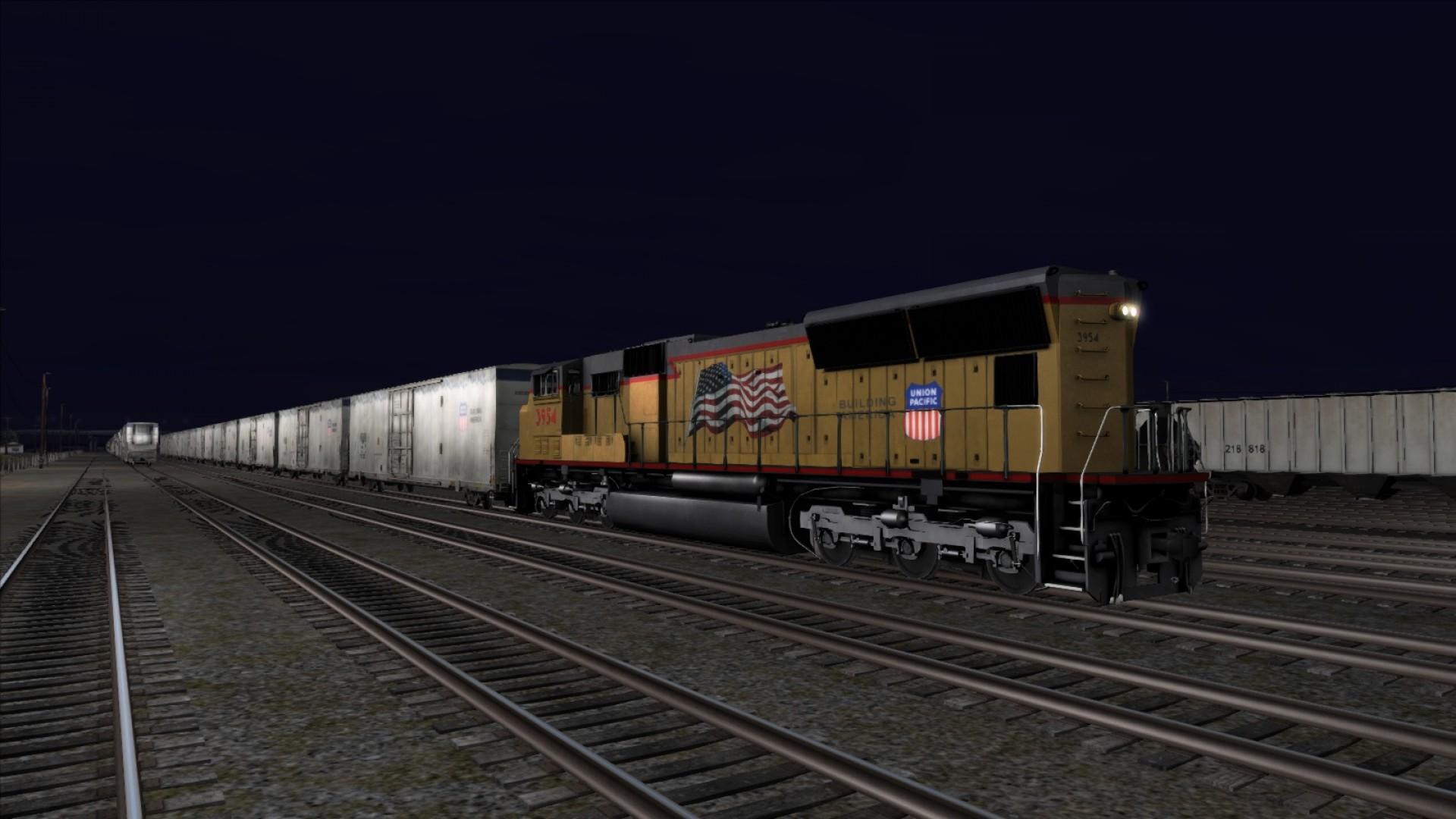 Train Simulator: Sherman Hill Route Add-On screenshot