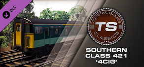 Train Simulator: Southern Class 421 '4CIG' EMU Add-On