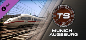 Train Simulator: Munich-Augsburg Route Add-On