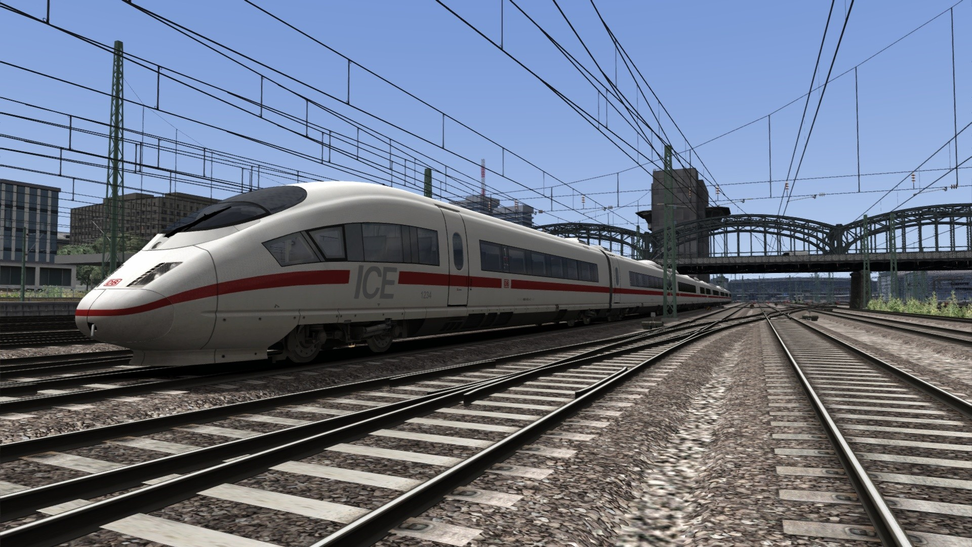 Train Simulator: Munich-Augsburg Route Add-On screenshot