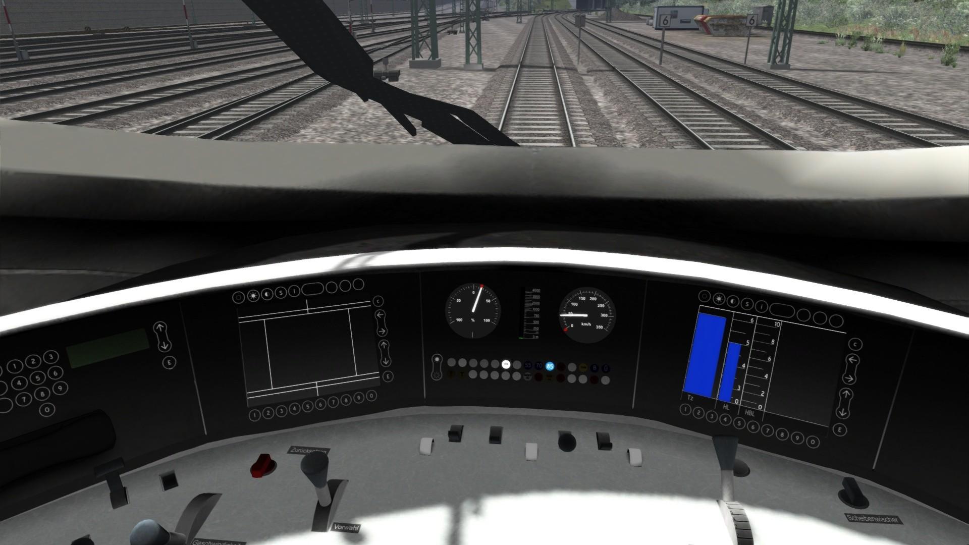 Train Simulator: Munich-Augsburg Route Add-On screenshot