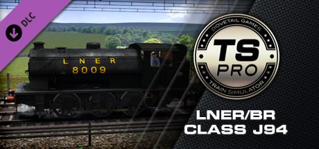 Train Simulator: LNER/BR Class J94 Loco Add-On