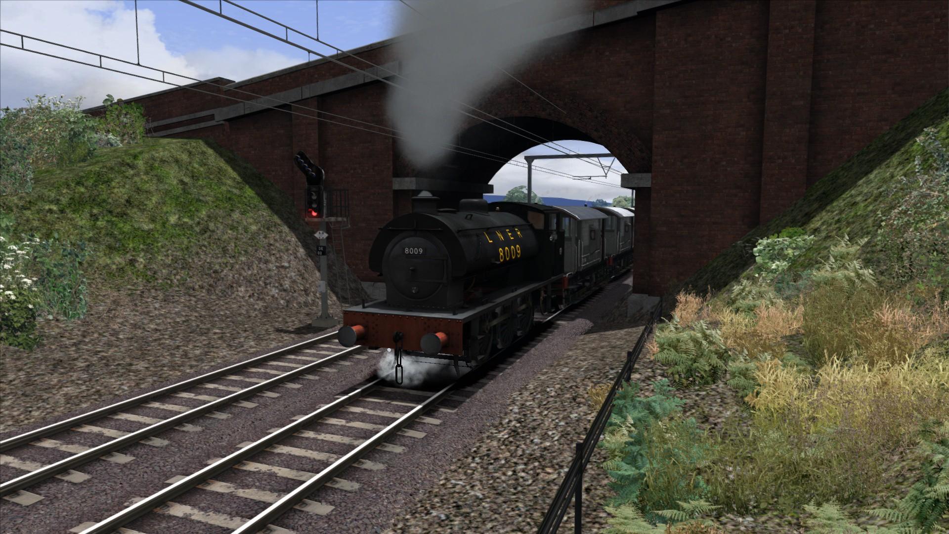 Train Simulator: LNER/BR Class J94 Loco Add-On screenshot