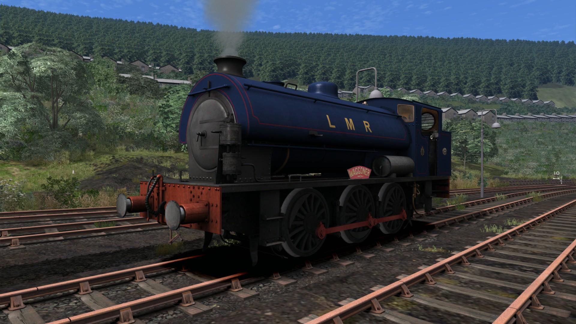 Train Simulator: Class J94 'Memories of Maerdy' Loco Add-On screenshot