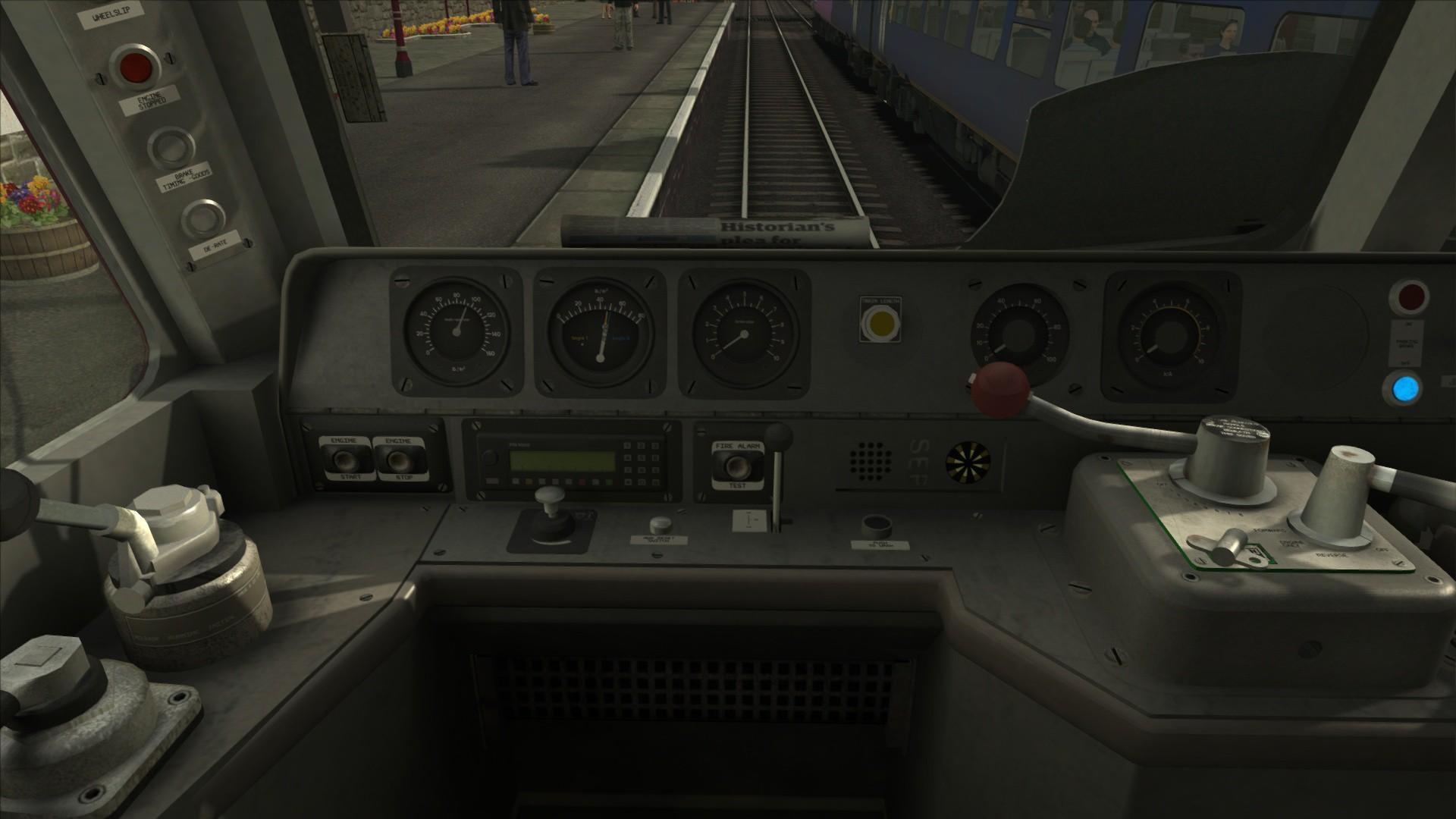 Train Simulator: Class 57 Rail Tour Loco Add-On screenshot