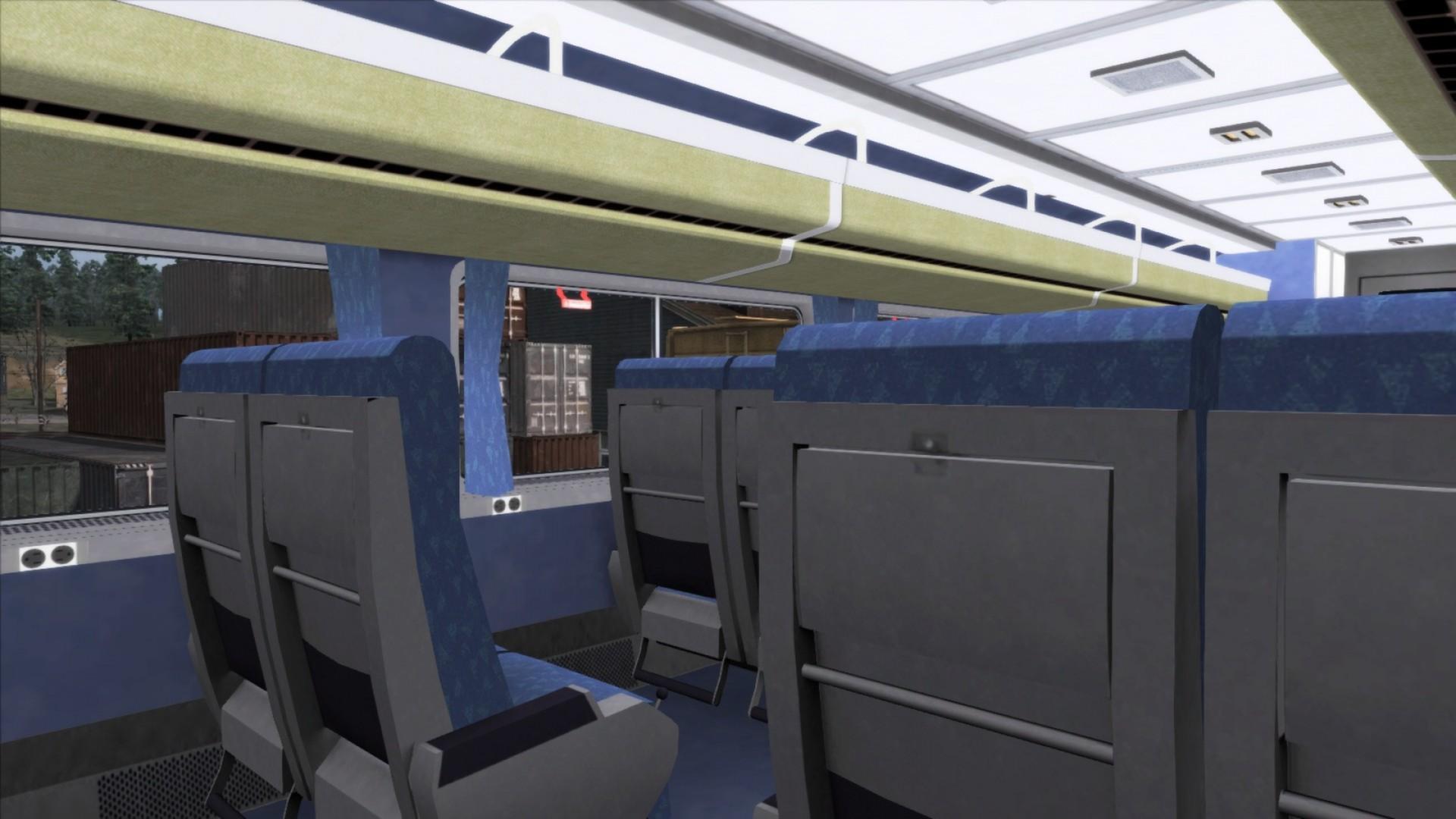 Train Simulator Amtrak F40ph California Zephyr Loco Add