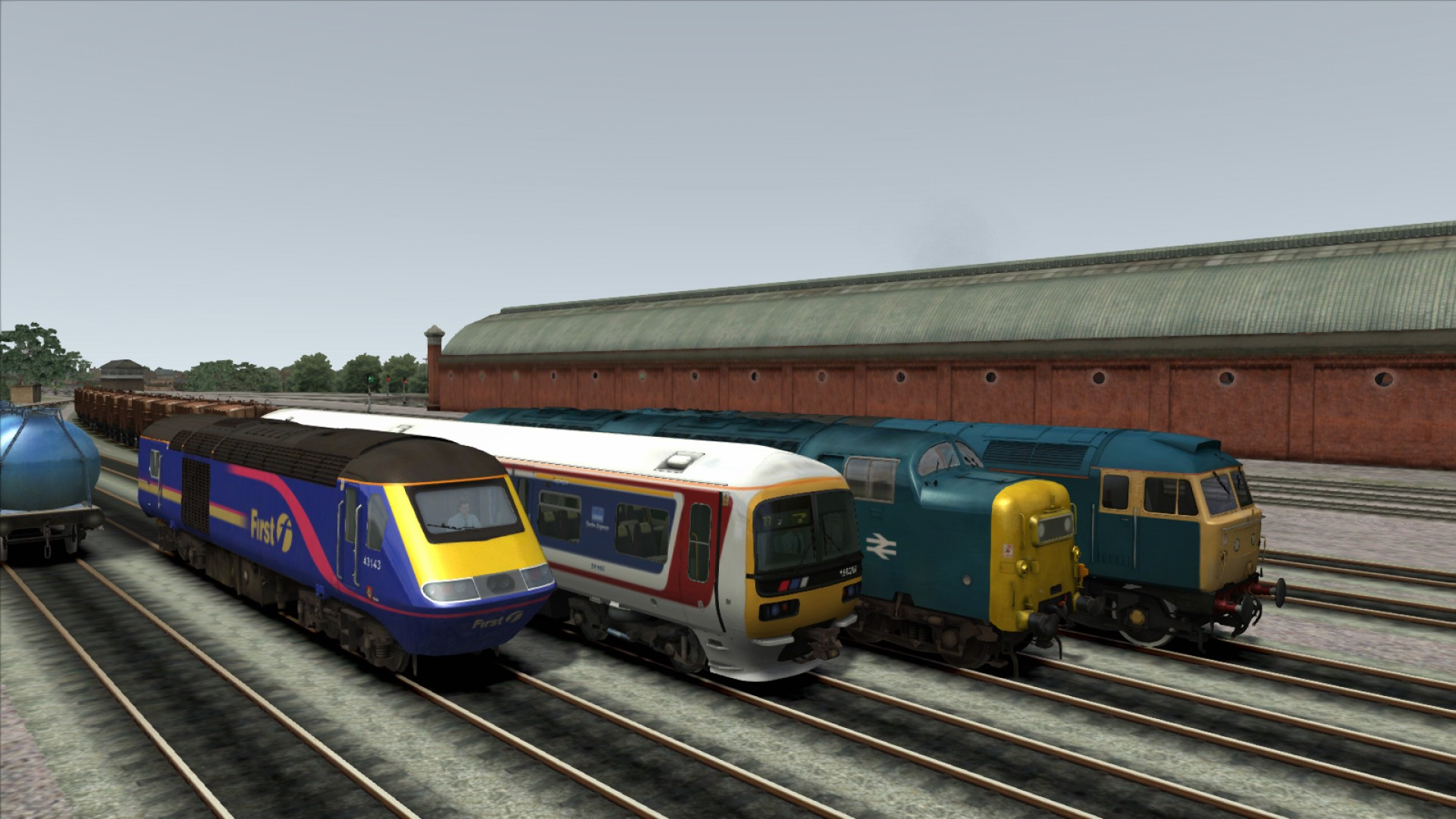 Train Simulator: European Loco & Asset Pack screenshot