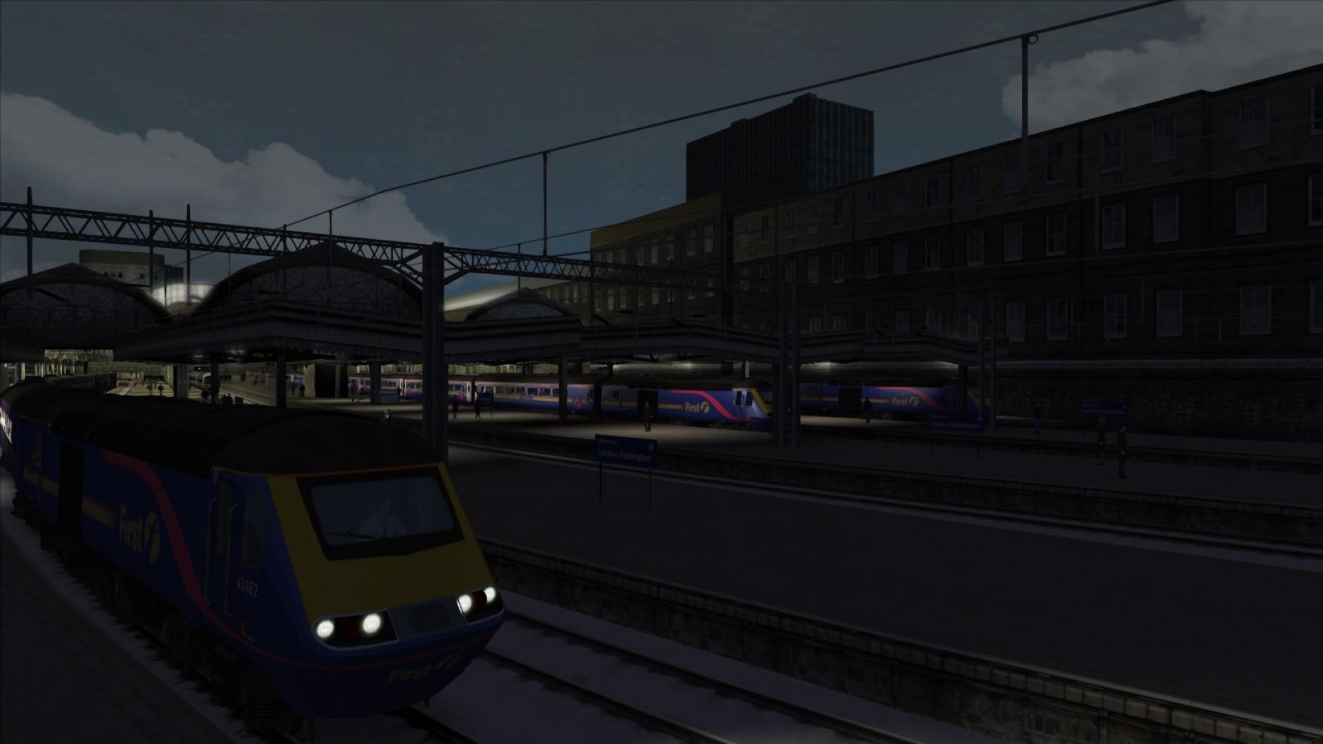 Train Simulator: Great Western Main Line Route Add-On screenshot