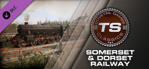 Train Simulator: Somerset & Dorset Railway Route Add-On